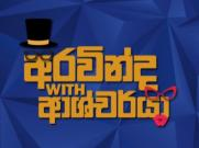 Aravinda with Ashcharya 13-05-2021