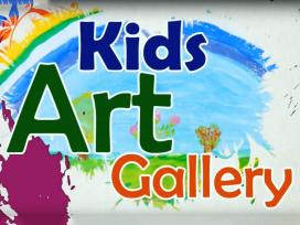 Kids Art Gallery 26-07-2018