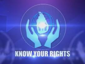 Know Your Rights 18-03-2019
