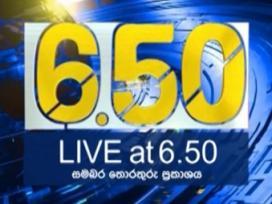 Live at 6.50