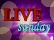 Live Sunday