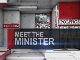 Meet the Minister