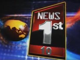 Sirasa News 1st 10.00 PM 01-08-2021