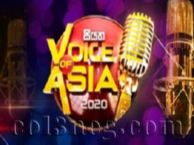 Siyatha Voice of Asia 2020 - 21-09-2019