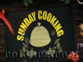 Sunday Cooking 16-05-2021