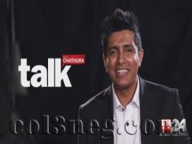Talk with Chathura - Suranga Nanayakkara